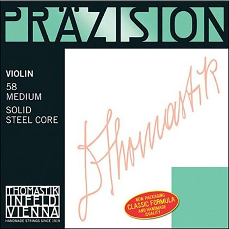 DR.THOMASTIK 58 Precision Steel Core Violin String