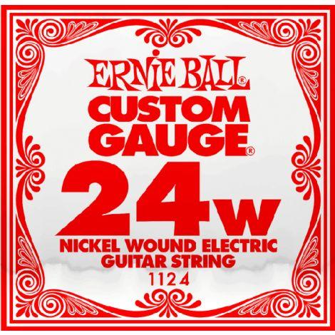 ERNIE BALL 1124W Acoustic Guitar Single String Bronze