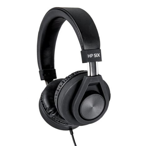 GEWA HP-SIX HEADPHONES BLACK