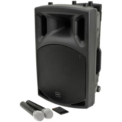 QTX QX12PA-PLUS PA UHF USB/FM/BT