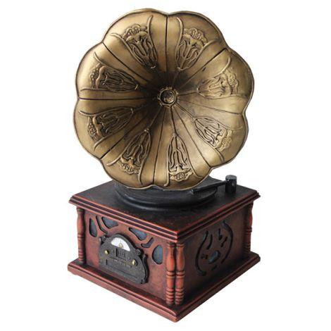 MONEY Box Gramophone