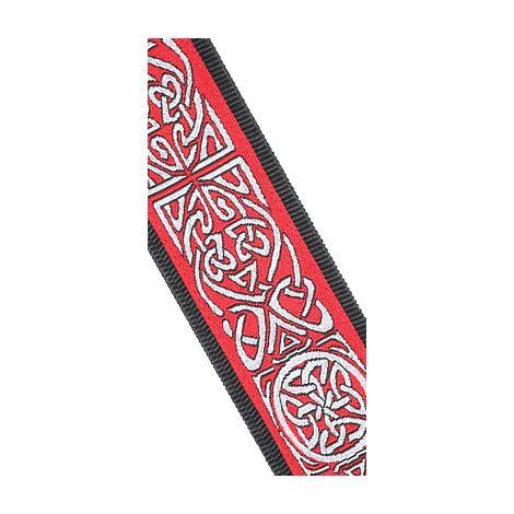 D'ADDARIO 50A07Nylon Woven Guitar Strap Celtic