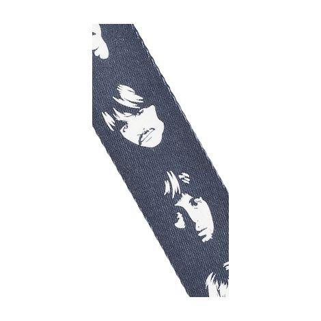 DADDARIO 50BTL05 Beatles Guitar Strap White Album