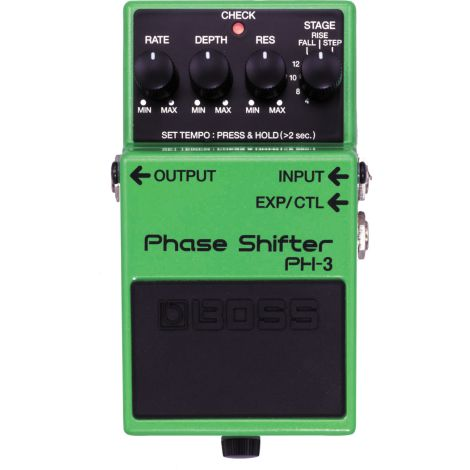 BOSS Phase Shifter Pedal
