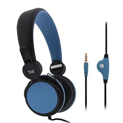 TNB BE COLOR BLUE HEADPHONES