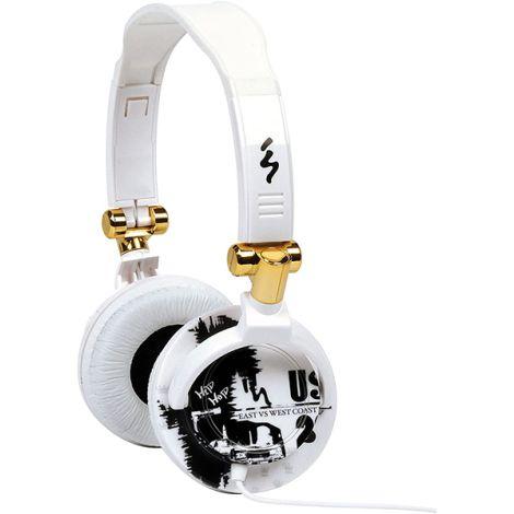 TNB MUSIC TREND HIP HOP HEADPHONES XTREM BASS FOR iPOD, iPHONE, MP3,MP4