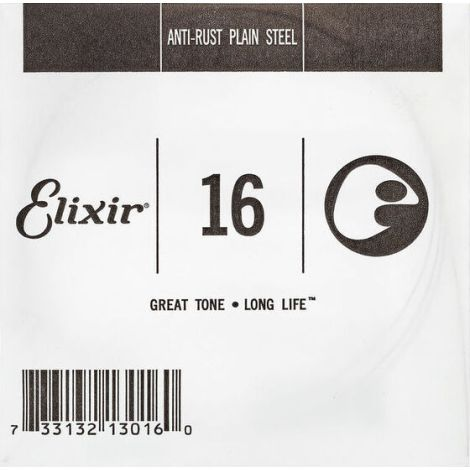 ELIXIR 130016 016 Acoustic Guitar Single String Steel