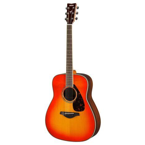 YAMAHA FG830 Acoustic Guitar Autumn Burst