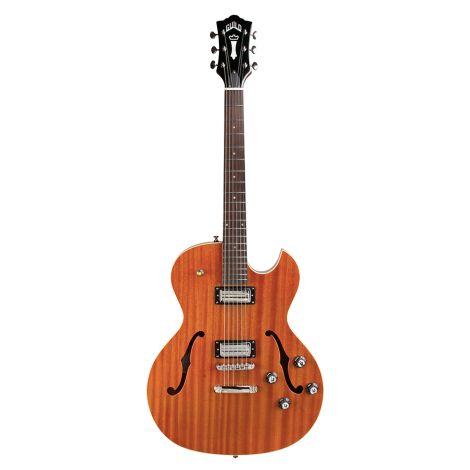 GUILD STARFIRE II Natural Hollowbody Electric Guitar