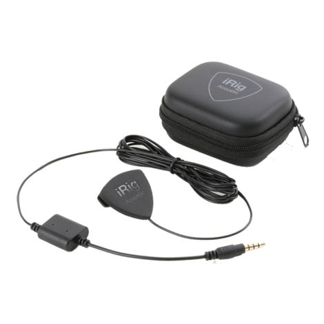 IRIG Acoustic Guitar Mobile Microphone And Interface