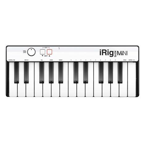 IRIG 25 KEYS MINI Midi Keyboard Controller