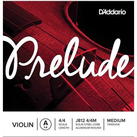 DADDARIO PRELUDE J812 A VIOLIN SINGLE STRING