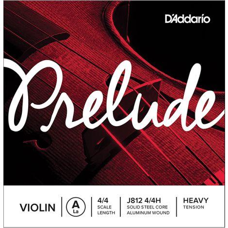 DADDARIO Prelude J812H A Heavy 4/4 Violin Single String