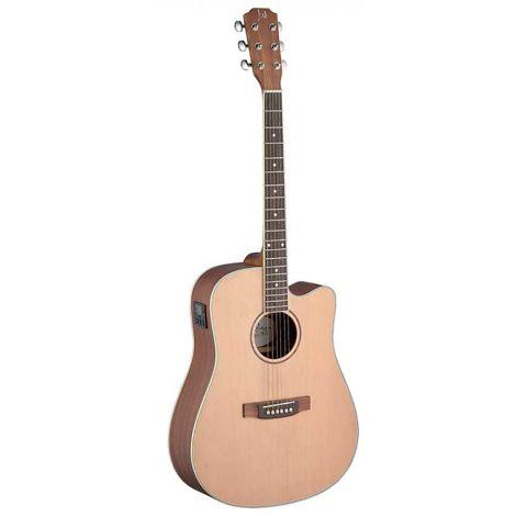 JAMES NELIGAN  Asyla Series Electro-Acoustic Dreadnought Guitar Cutaway