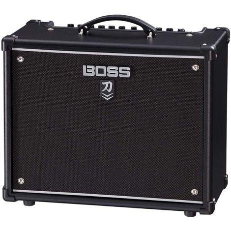 "Boss: Katana 50, 0.5w-50w Combo 12"" Amp"