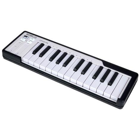 Arturia MicroLab Black - 25 key USB Keyboard
