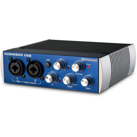PRESONUS AUDIOBOX STEREO BUNDLE