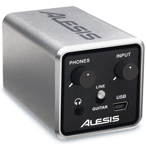 ALESIS CORE 1 RECORDING AUDIO INTERFACE