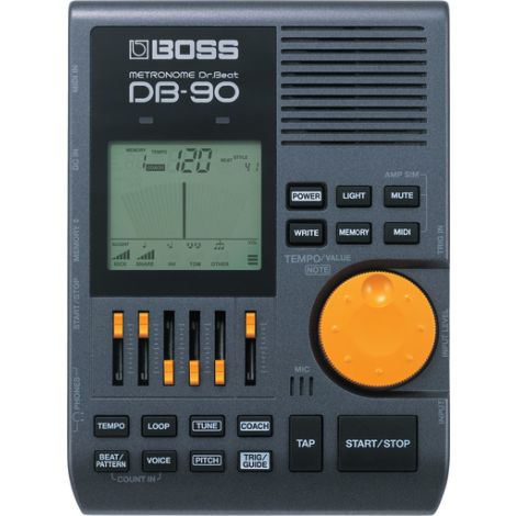 BOSS DB90 DOCTOR BEAT METRONOME