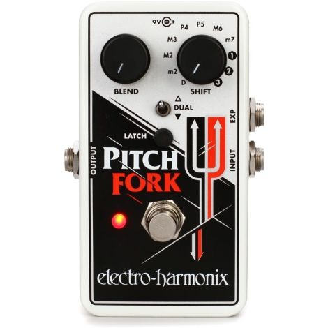 ELECTRO HARMONIX PITCH FORK SHIFTER/HARMONY PEDAL