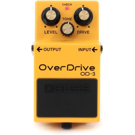 BOSS OD3 Over Drive Pedal