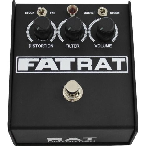 FAT RAT WITH MOSFET CLIPPING