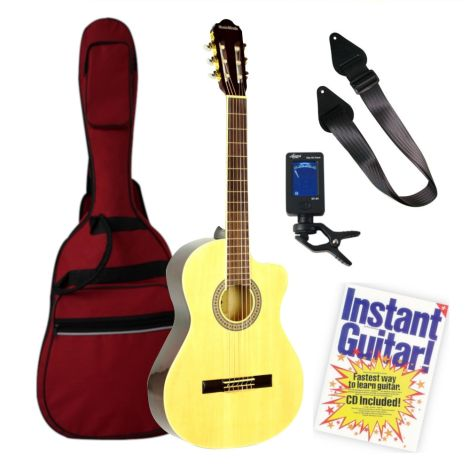 MUSIC MINDS CLASSICAL GUITAR BEGINNERS PACK