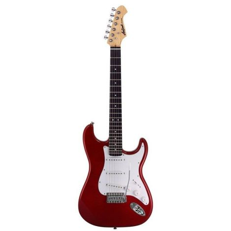 ARIA STG 003 CA ELECTRIC GUITAR CANDY APPLE RED