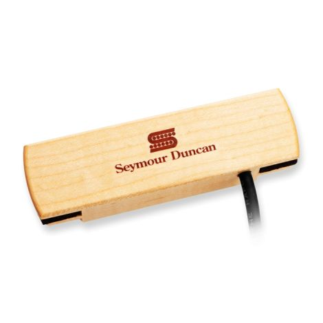 Seymour Duncan Woody Soundhole Hum Cancelling Pickup Maple
