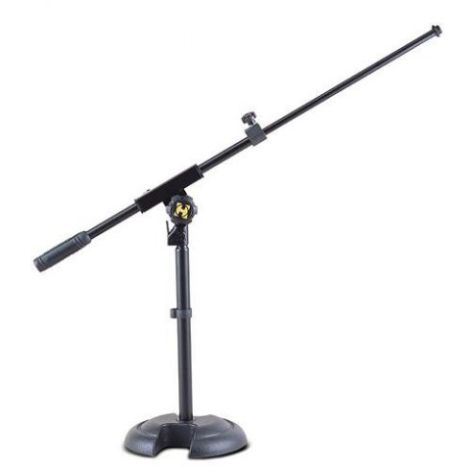 HERCULES MINI BOOM STAND H SHAPED WEIGHTED BASE