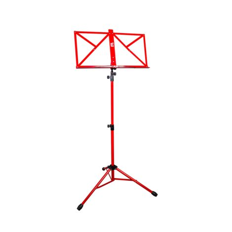 TGI MUSIC STAND IN BAG RED