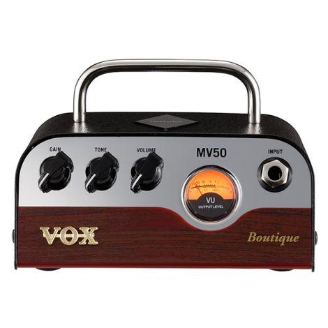 VOX MV50 BOUTIQUE NUTUBE 50 WATT AMP