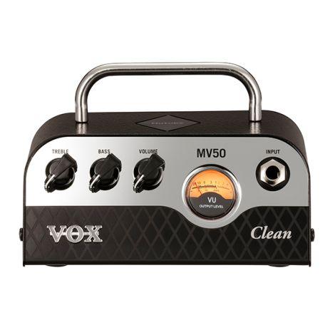 VOX MV50 CLEAN NUTUBE 50 WATT AMP