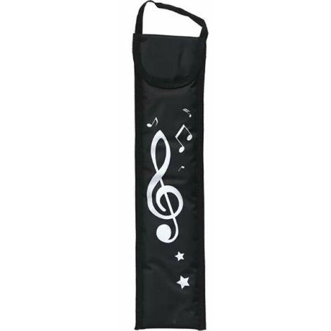 MUSICWEAR Recorder Bag Black