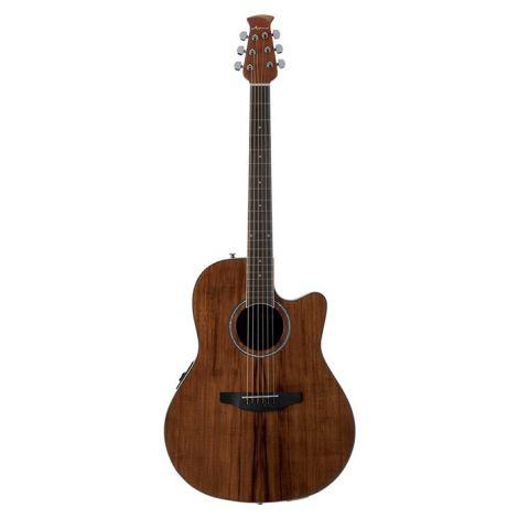 OVATION Applause Electro Acoustic Guitar AB24IIP-KOA Mid Cutaway
