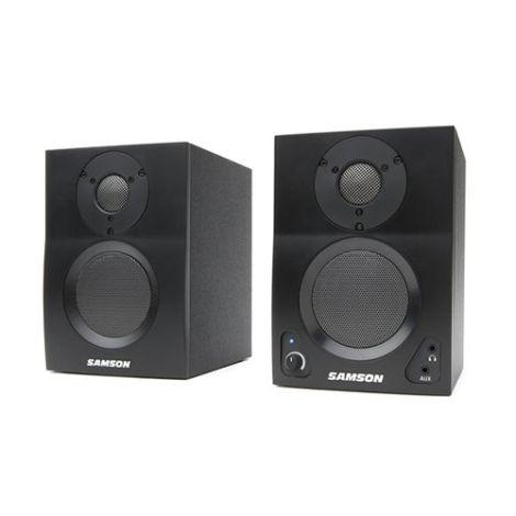 SAMSON MEDIAONE BT3 Active Studio Monitors with Bluetooth® (PAIR)