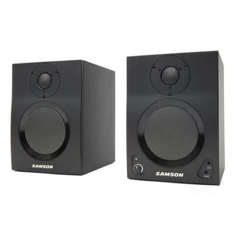 SAMSON MEDIAONE BT4 Active Studio Monitors with Bluetooth® (Pair)