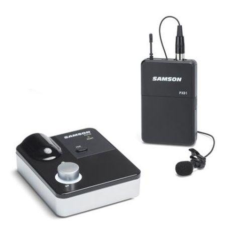 SAMSON Stage XPDM Lavalier Presentation System