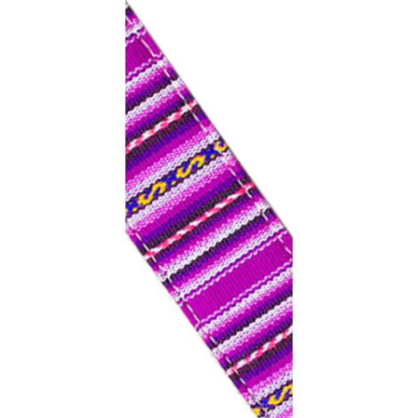 TGI Guitar Strap Inca Purple