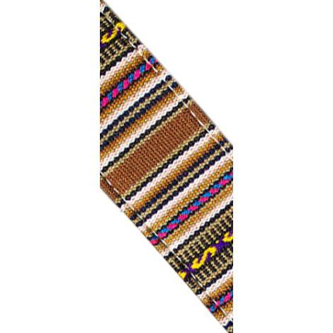 TGI Guitar Strap Inca Rustic