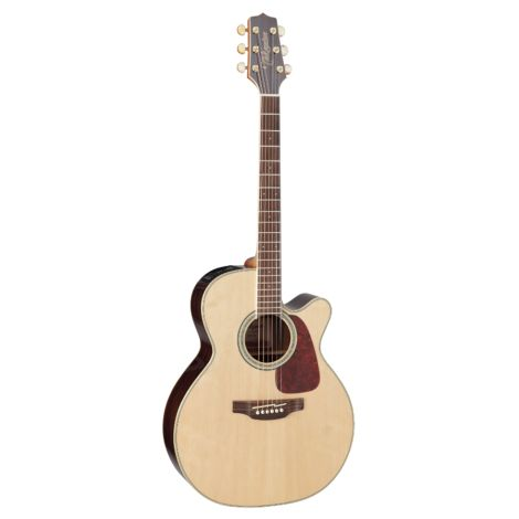 TAKAMINE GN71CENAT  Semi Acoustic Guitar Solid Spruce Top