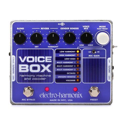 Electro Harmonix-Voice Box