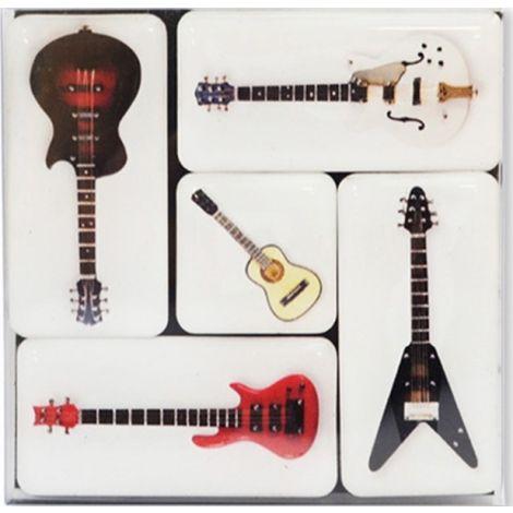 Vienna World VWP0589 Minimagnet Box Guitars