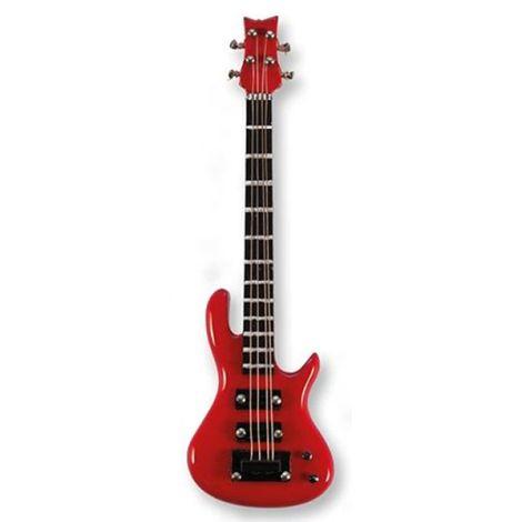 Vienna World VWT0761 Bass Guitar magnetic